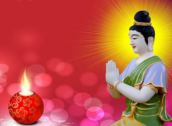 Tranh Phật giáo - TTG09