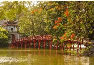 Tranh phong cảnh Việt Nam TPCVN32