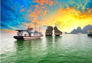 Tranh phong cảnh Việt Nam TPCVN34