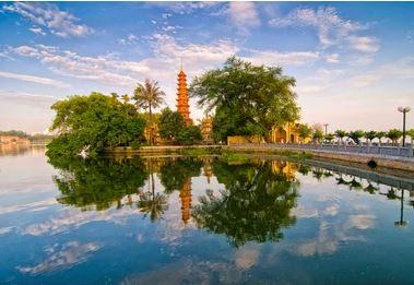 Tranh phong cảnh Việt Nam TPCVN37