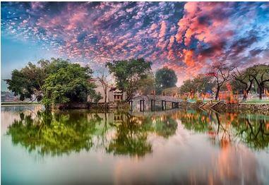 Tranh phong cảnh Việt Nam TPCVN39