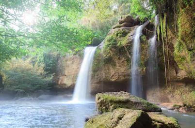 Tranh thác nước đẹp 33