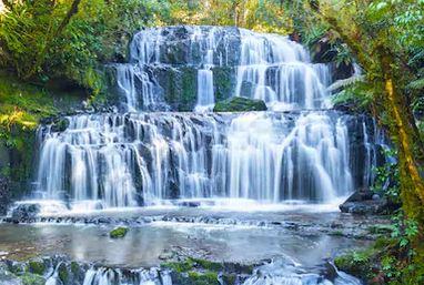 Tranh thác nước đẹp 35