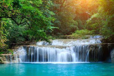Tranh thác nước đẹp 39