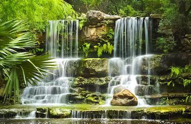 Tranh thác nước đẹp 46