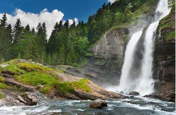 Tranh thác nước đẹp 47