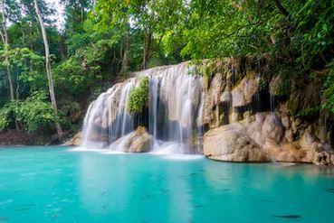 Tranh thác nước đẹp 50