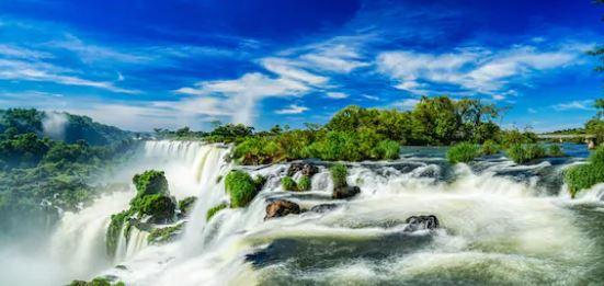 Tranh thác nước đẹp 56