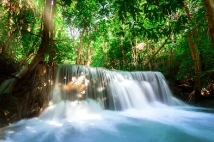 Tranh thác nước đẹp 59