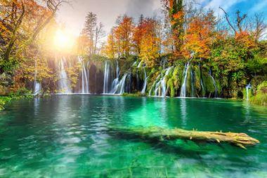 Tranh thác nước đẹp 61
