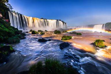 Tranh thác nước đẹp 85