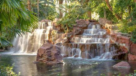 Tranh thác nước đẹp 86