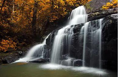 Tranh thác nước đẹp 89
