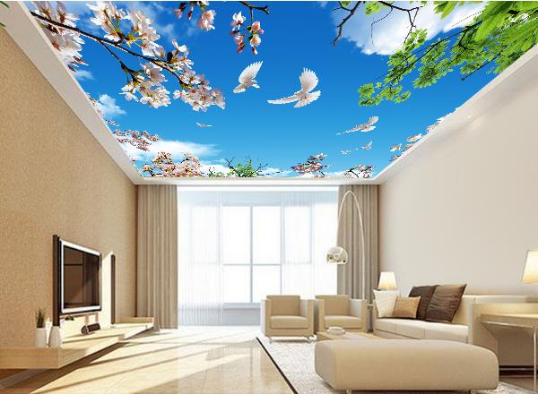 Tranh trần nhà - MS105