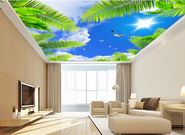 Tranh trần nhà - MS100