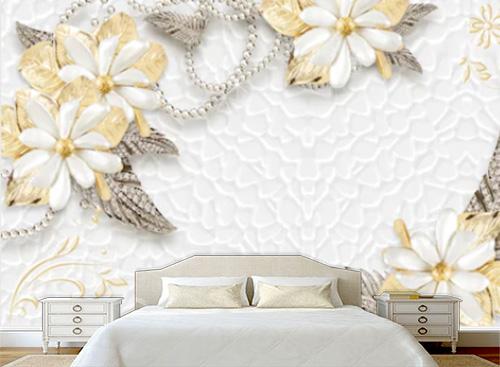 Tranh 3D phòng ngủ - TPN74