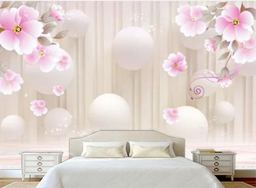 Tranh 3D phòng ngủ - TPN77