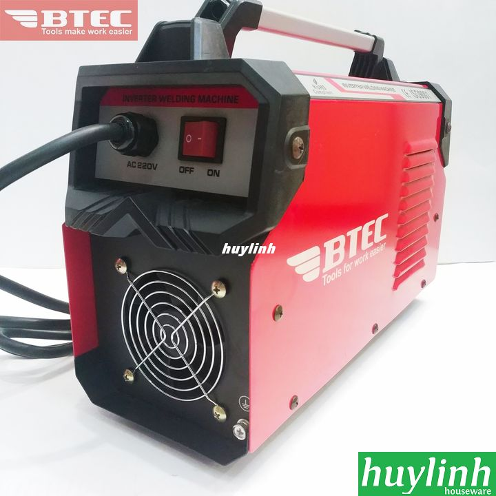 may han inverter btec tig/mma-215 pro