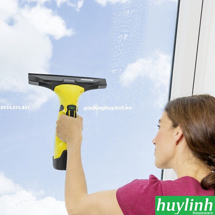 may lau kinh karcher wv5 premium 3