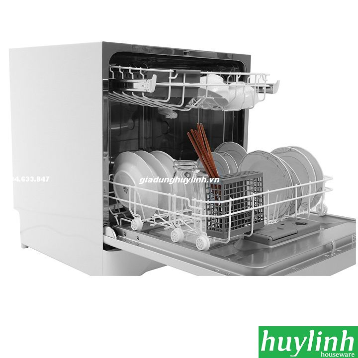 may rua chen electrolux esf6010bw 2