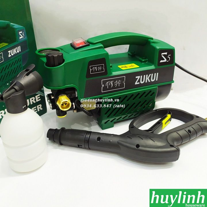 Máy rửa xe Zukui S5