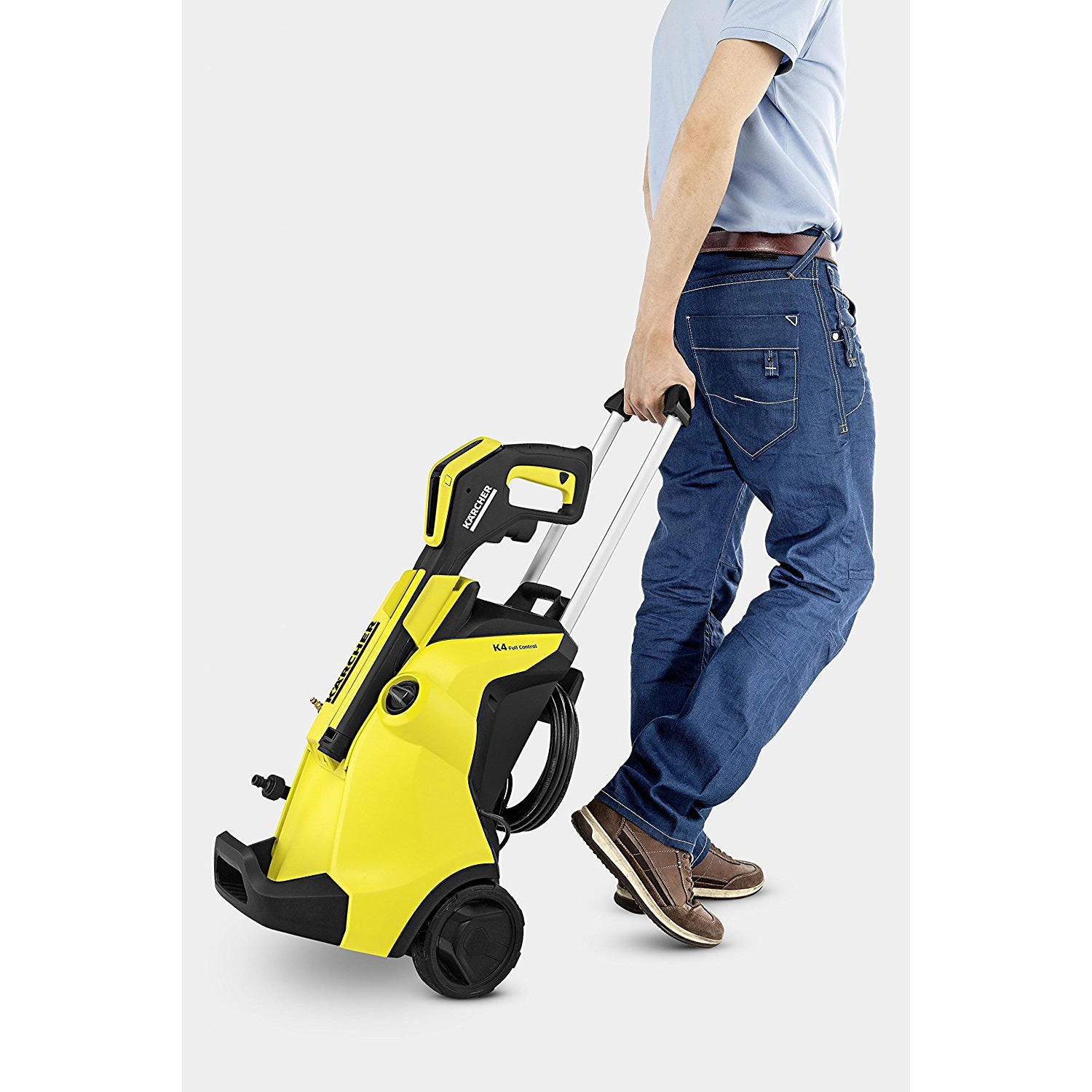 may xit rua xe karcher k4 full control