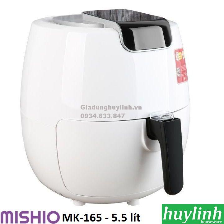 Nồi chiên không dầu Mishio MK-165 - 5.5 lít 2