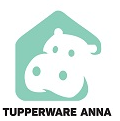 logo Tupperware Anna