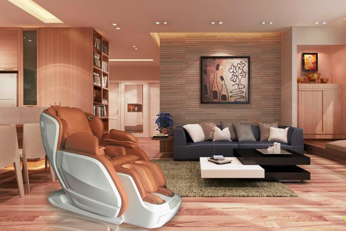 Ghế Luxury Massage cao cấp Chair JS 501