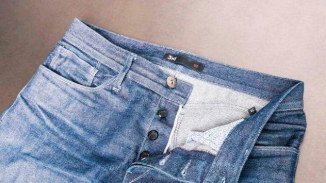 Mẹo nới rộng quần Jean