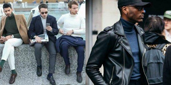Hướng dẫn cách phối đồ cùng áo khoác da nam phong cách