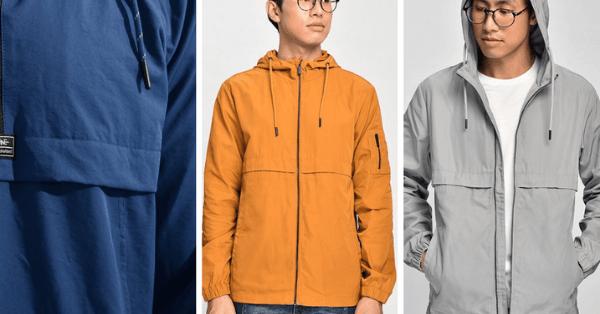 Công dụng của áo khoác dù mà bạn chưa biết
