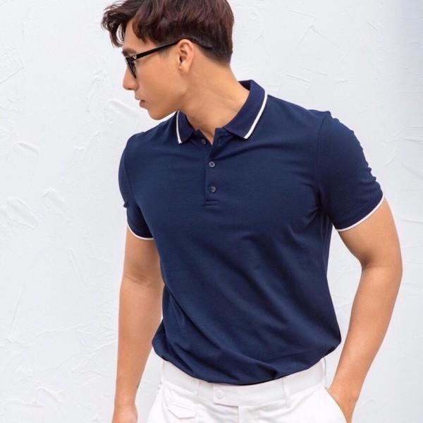 Mẹo lựa chọn áo polo nam tự tin phù hợp với từng dáng người