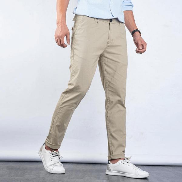 Quần kaki nam và những điều bạn cần biết