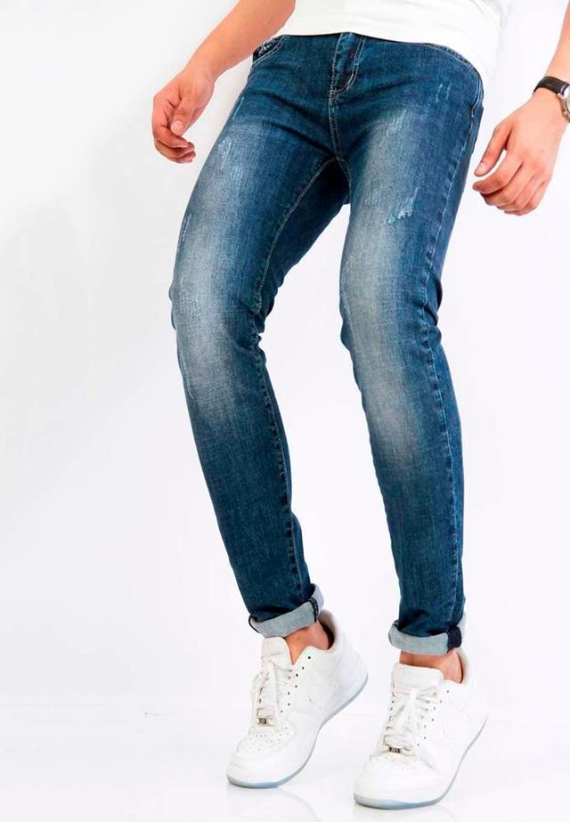 Xắn gấu quần jeans nam đẹp 3