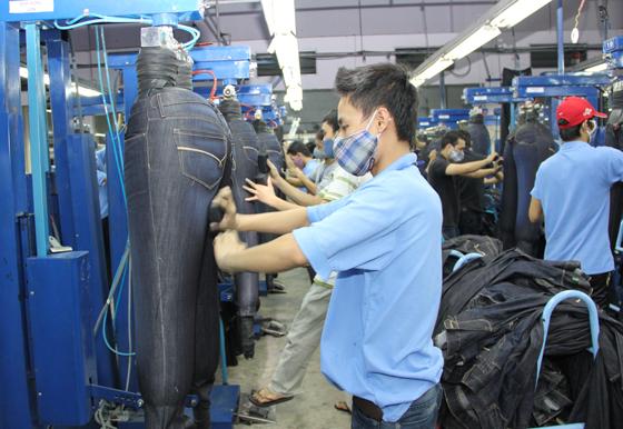 Địa chỉ xưởng jean tốt nhất Việt Nam