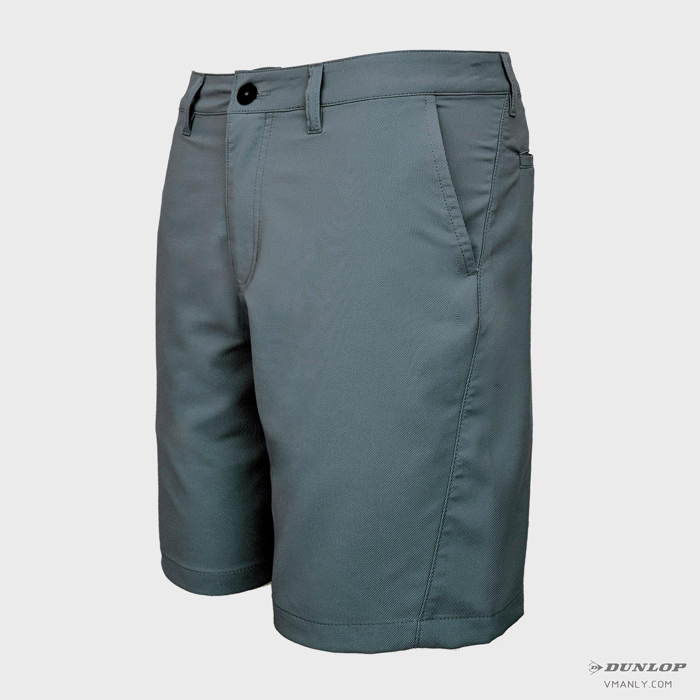 Quần short nam DUNLOP màu xám nhạt DQSLS9030-1S-957946