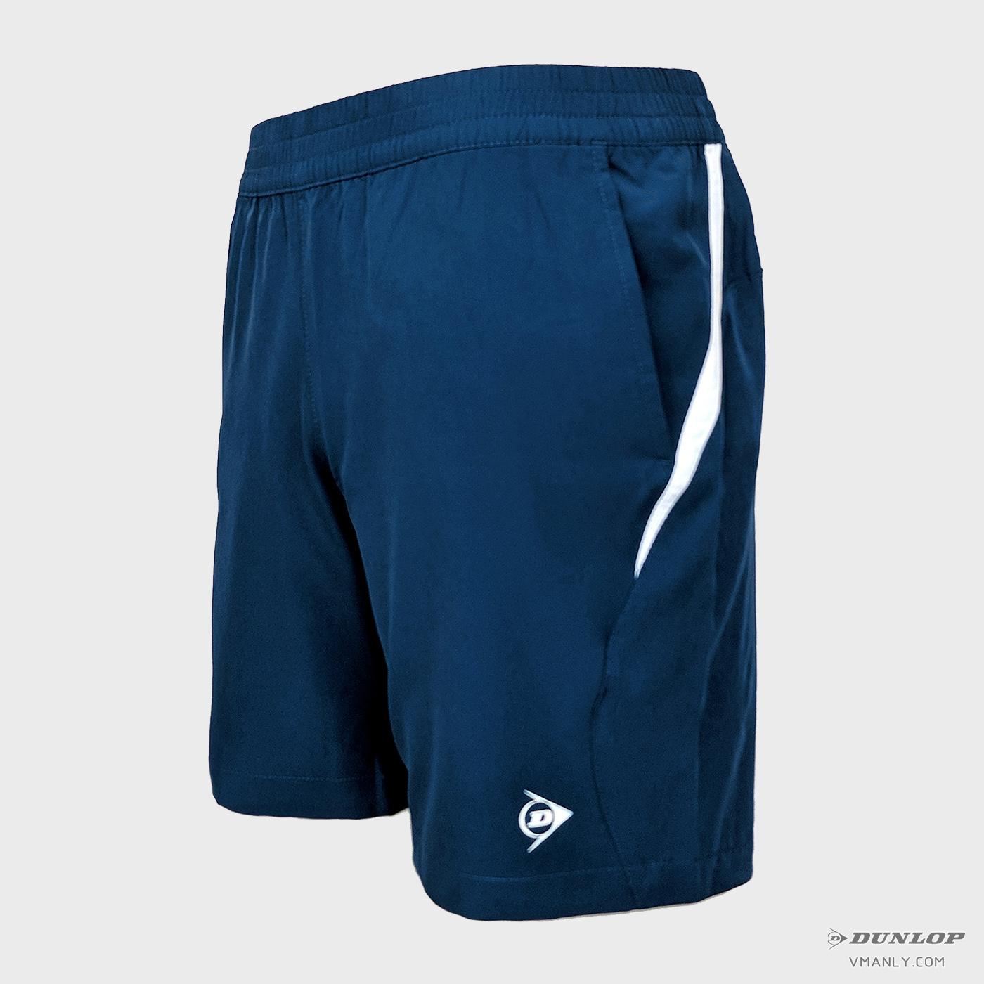 Quần short nam DUNLOP màu xanh DQBAS8001-1S