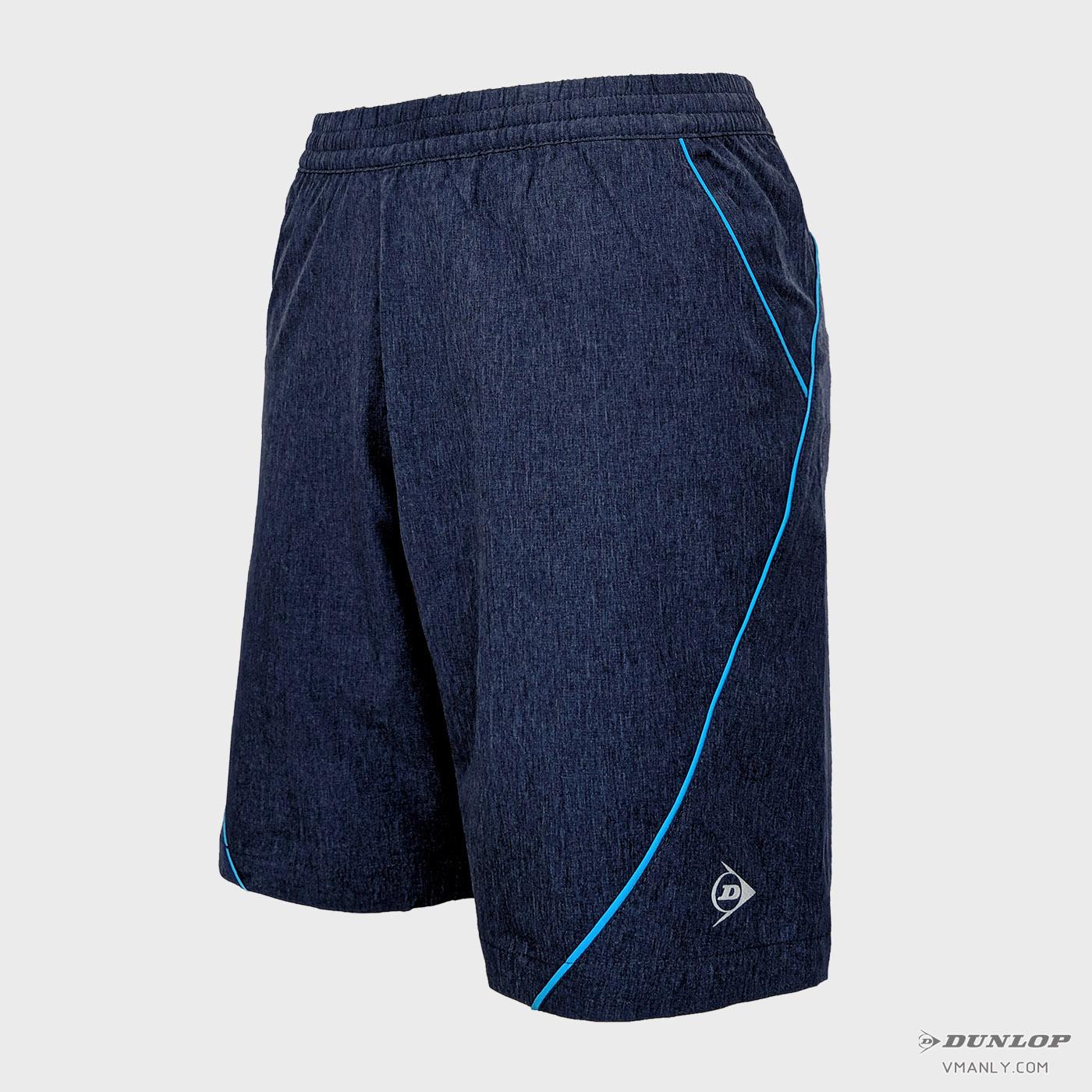 Quần short nam DUNLOP màu xanh navy DQTES8009-1S