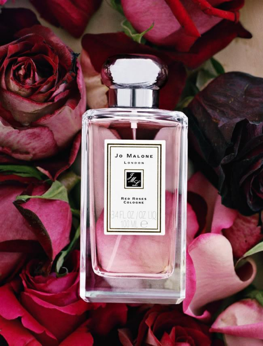 nuoc hoa Jomalone Red Roses