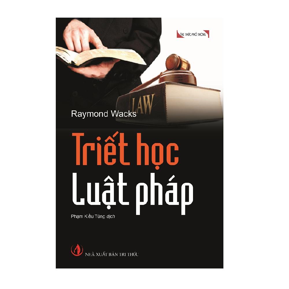 sach-triet-hoc-luat-phap-raymond-wacks