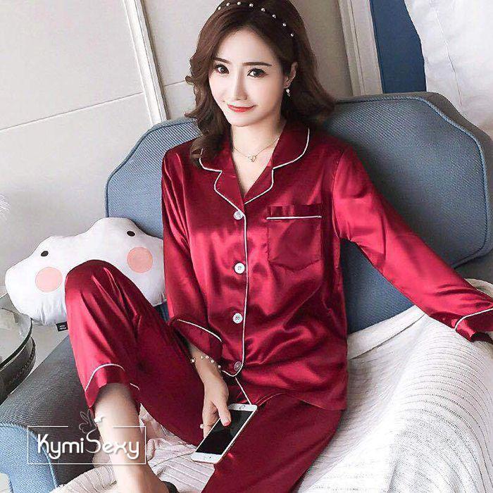 Bộ đồ Pijama nữ quần dài