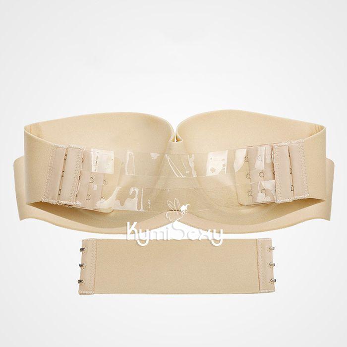 Áo lót su cúp ngực không dây