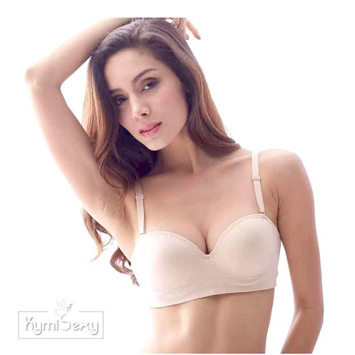 Áo nâng ngực bản lớn