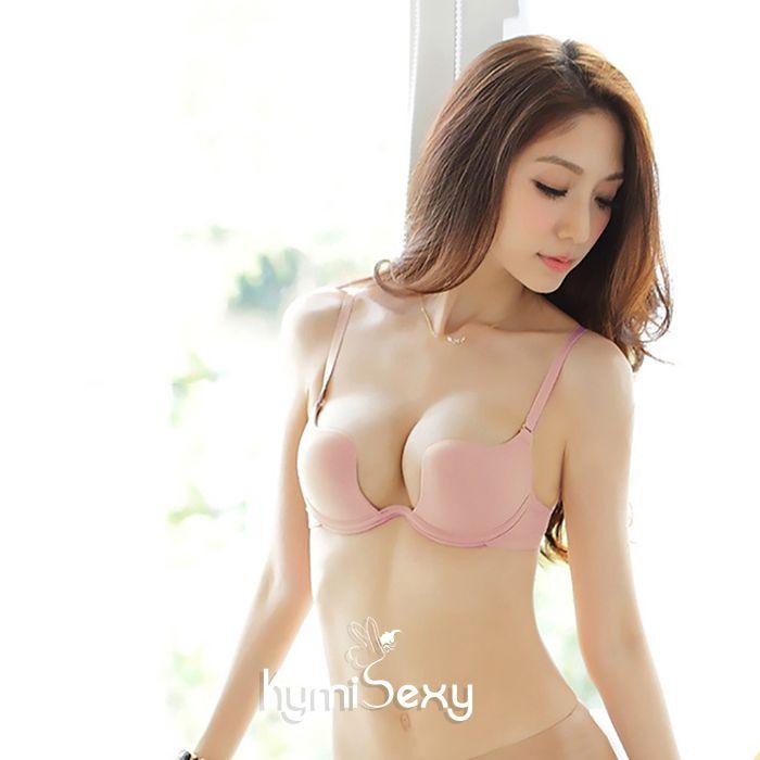 Áo ngực cổ chữ U quyến rũ
