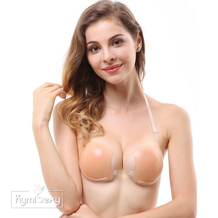 Áo ngực dán Silicon có dây