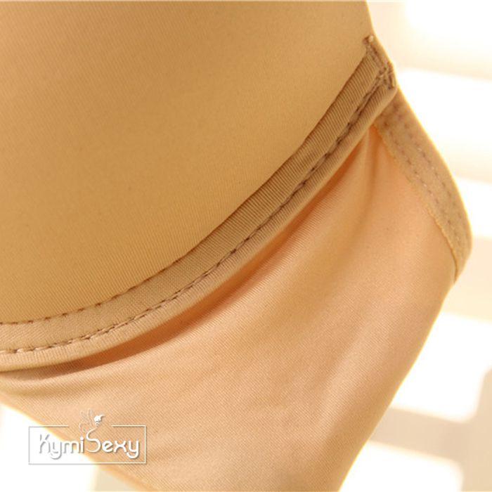 Áo ngực nữ khóa cài trước cổ chữ V