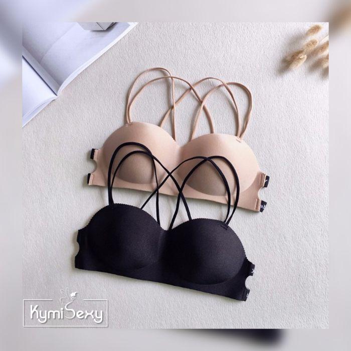 Áo ngực su dây lưng thun SexyBaby