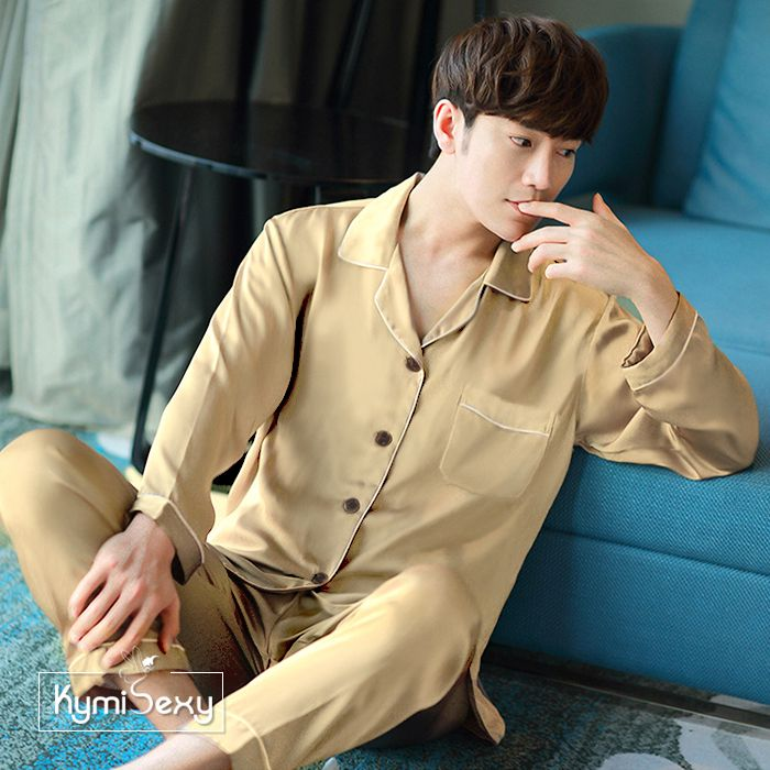 Bộ đồ Pijama nam quần dài
