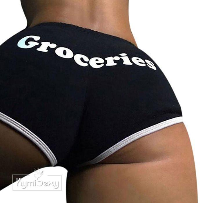 Quần nữ Cotton Grocer kiểu thê thao